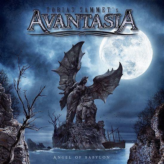 CD - Avantasia - Angel of Babylon