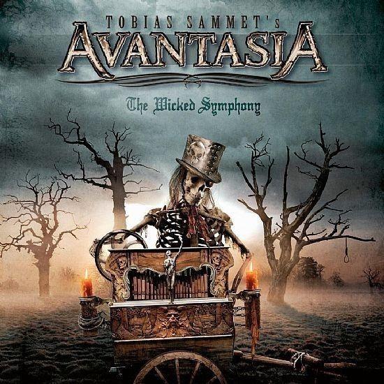 CD - Avantasia - The Wicked Symphony
