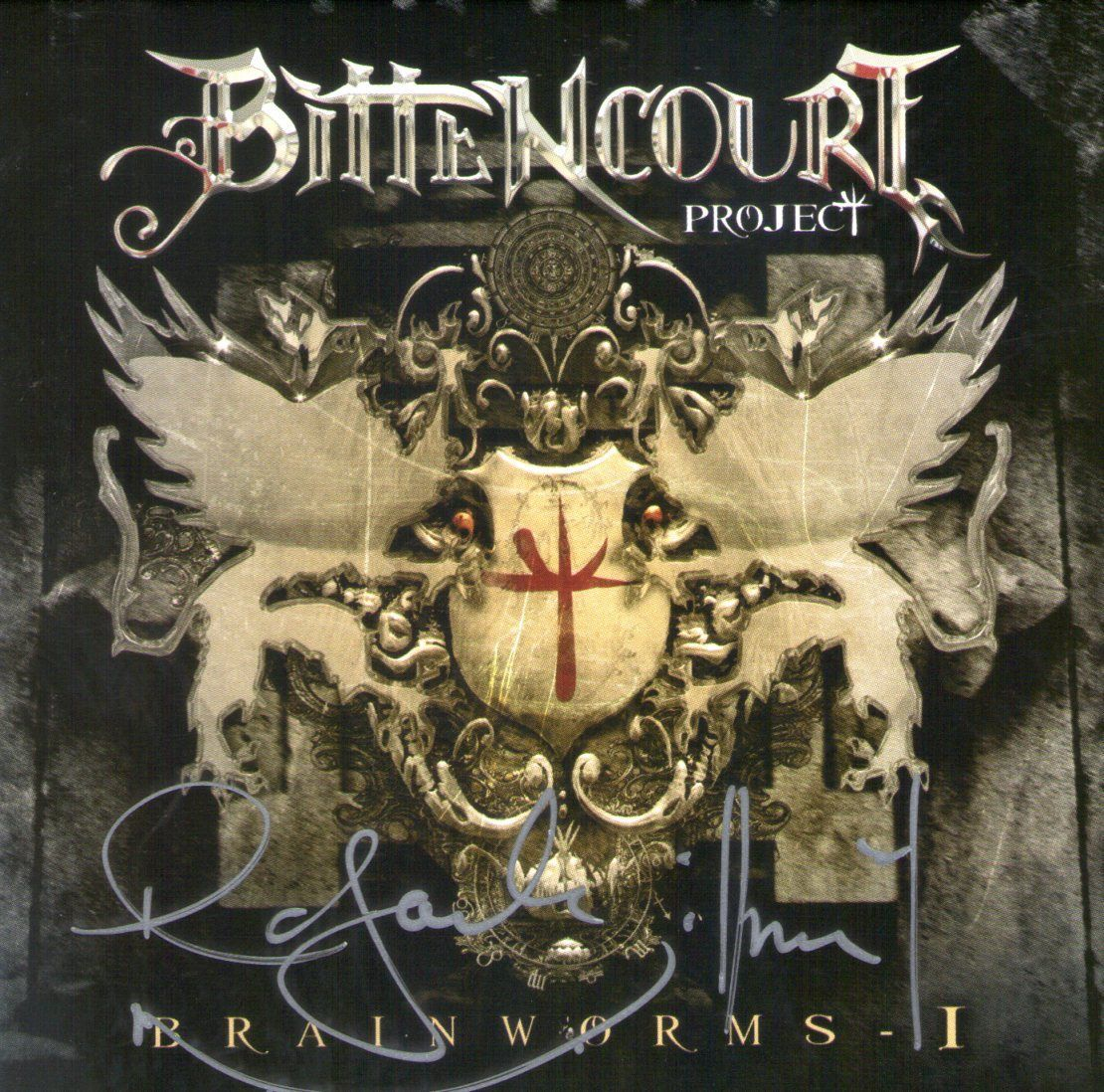 CD – Bittencourt – Brainworms – Autografado