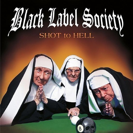 CD - Black Label Society - Shot To Hell