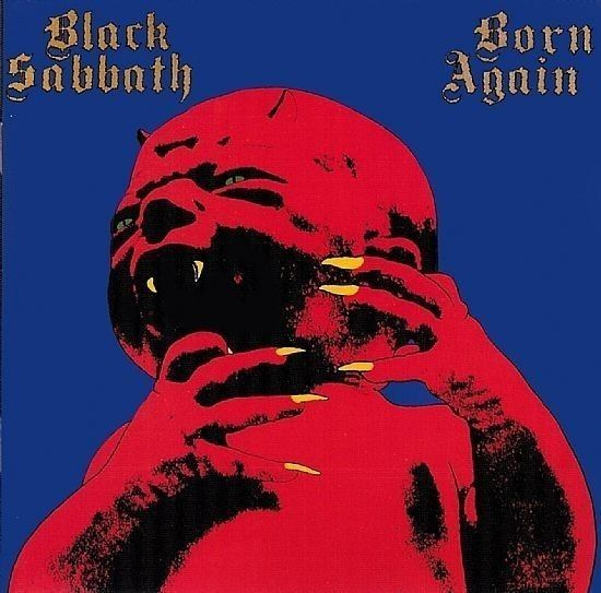 CD - Black Sabbath - Born Again