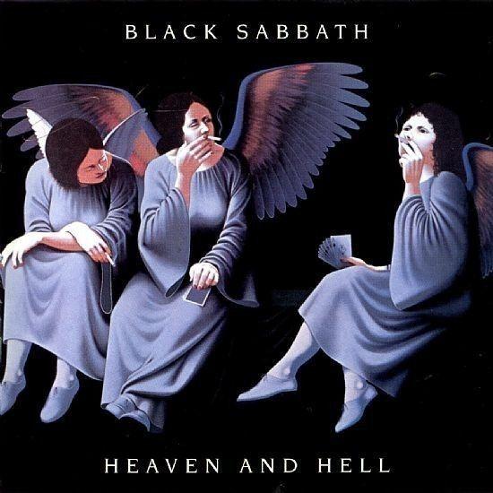CD - Black Sabbath - Heaven & Hell