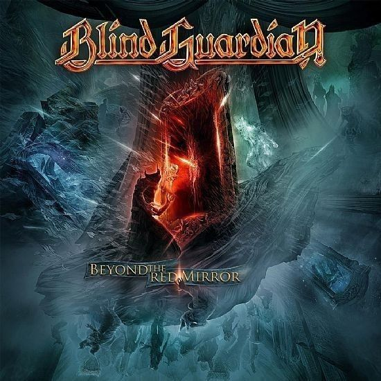 CD - Blind Guardian - Beyond The Red Mirror