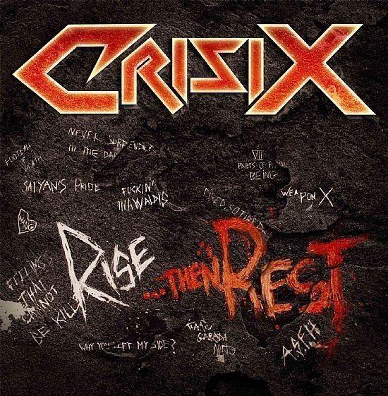 CD - Crisix - Rise... Then Rest