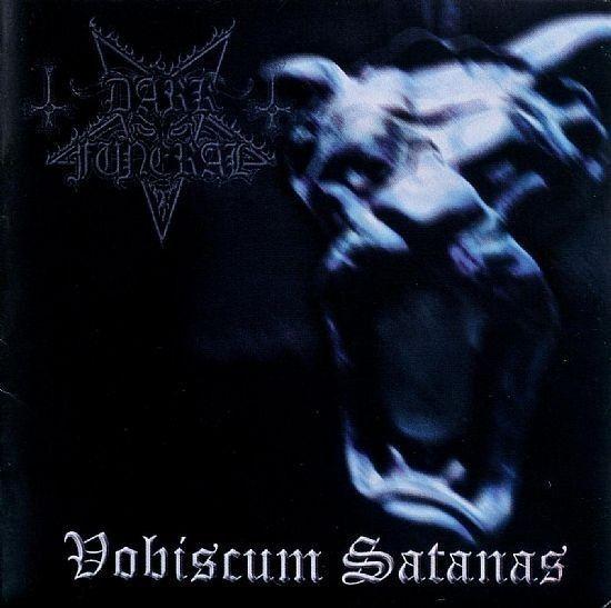 CD - Dark Funeral - Vobiscum Satanas