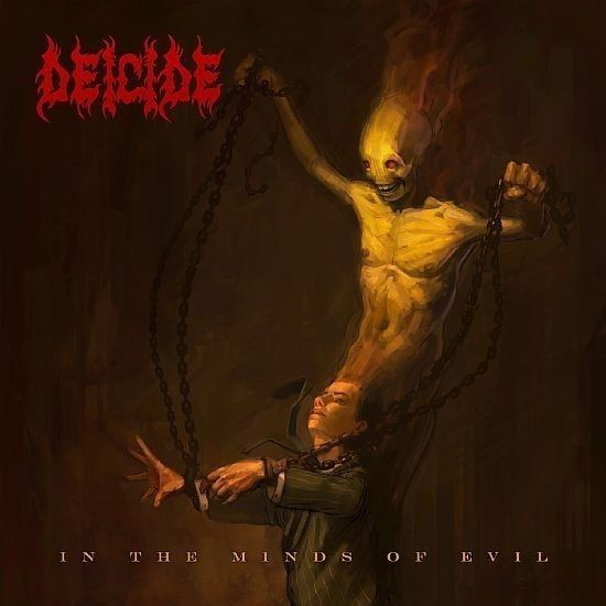 CD - Deicide - In the Minds of Evil