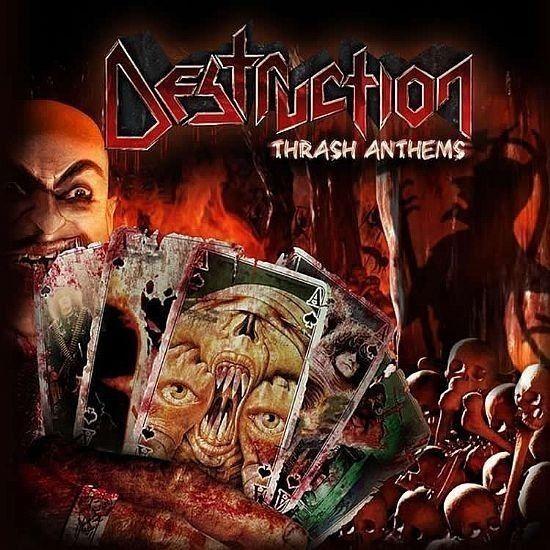 CD - Destruction - Thrash Anthems