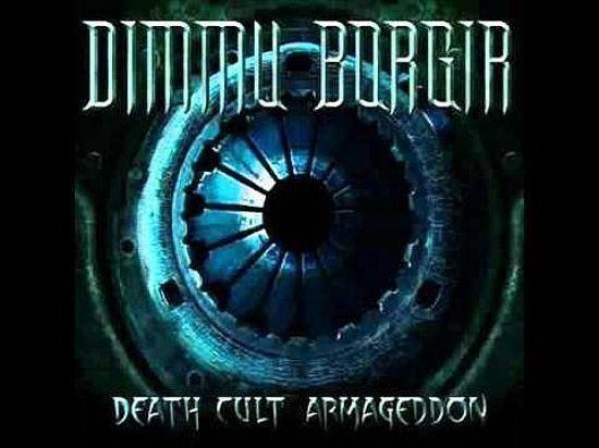 CD Digibook - Dimmu Borgir - Death Cult Armageddon