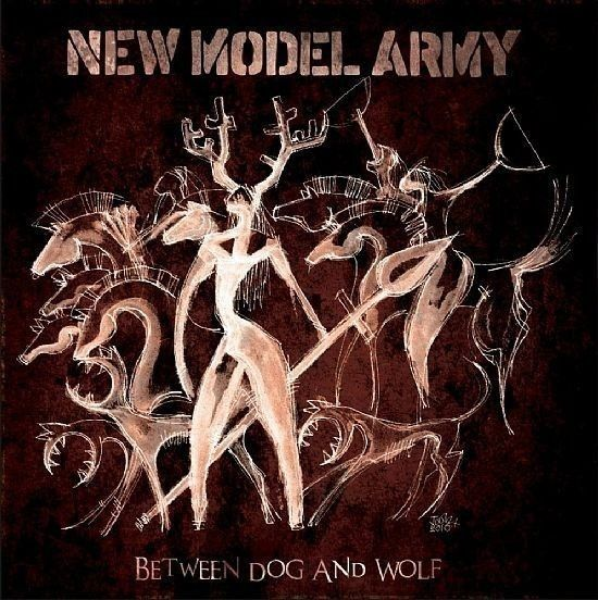 CD - Digibook - New Model Army - Between Dog And Wolf