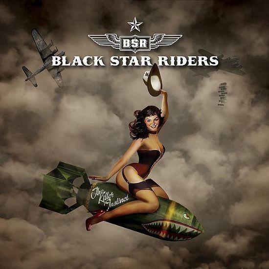 CD Digifile - Black Star Riders - The Killer Instinct