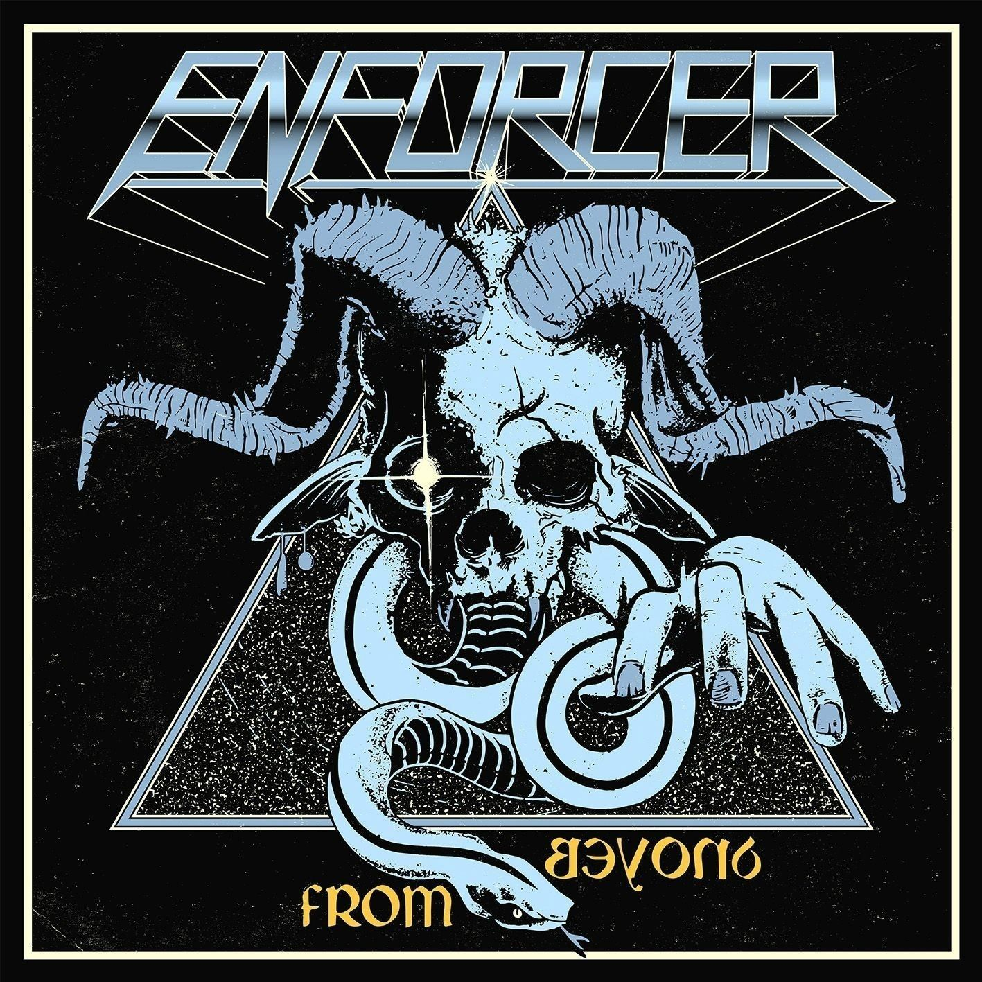 CD Digifile - Enforcer - From Beyond
