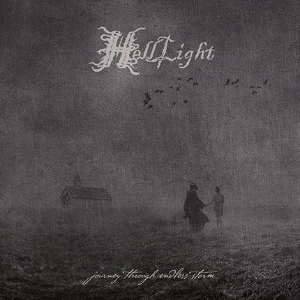 CD - Digifile  HellLight - Journey Through Endless Storms ( Paper Sleeve )