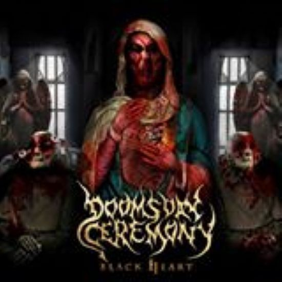 CD - Doomsday Ceremony - Black Heart