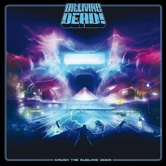 CD - Dr. Living Dead! - Crush The Sublime Gods