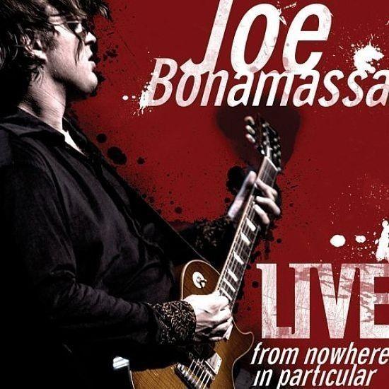 CD Duplo - Joe Bonamassa - Live From Nowhere In Particular