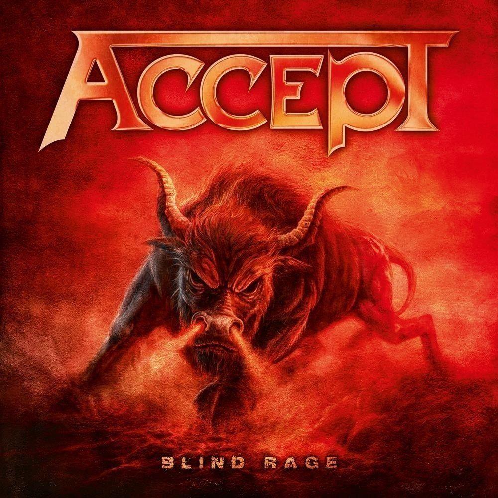 CD + DVD - Accept Blind Rage