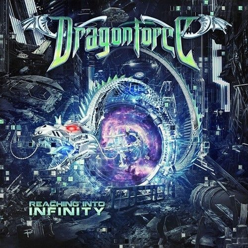 CD + DVD – DragonForce – Reaching Into Infinity