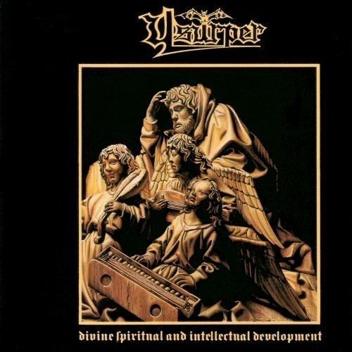 CD + DVD - Usurper - Divine Spiritual And Intellectual Development