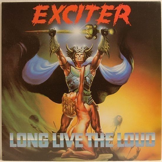 CD - Exciter - Long Live The Loud