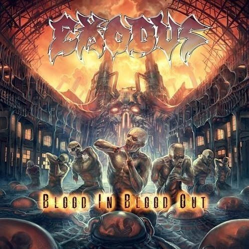 CD - Exodus - Blood In, Blood Out
