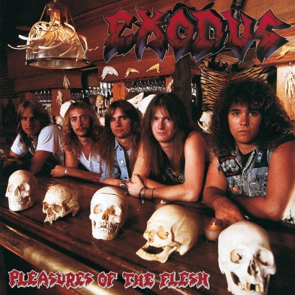 CD - Exodus - Pleasure Of The Flesh