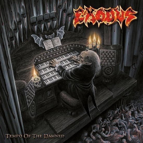 CD - Exodus - Tempo Of The Damned
