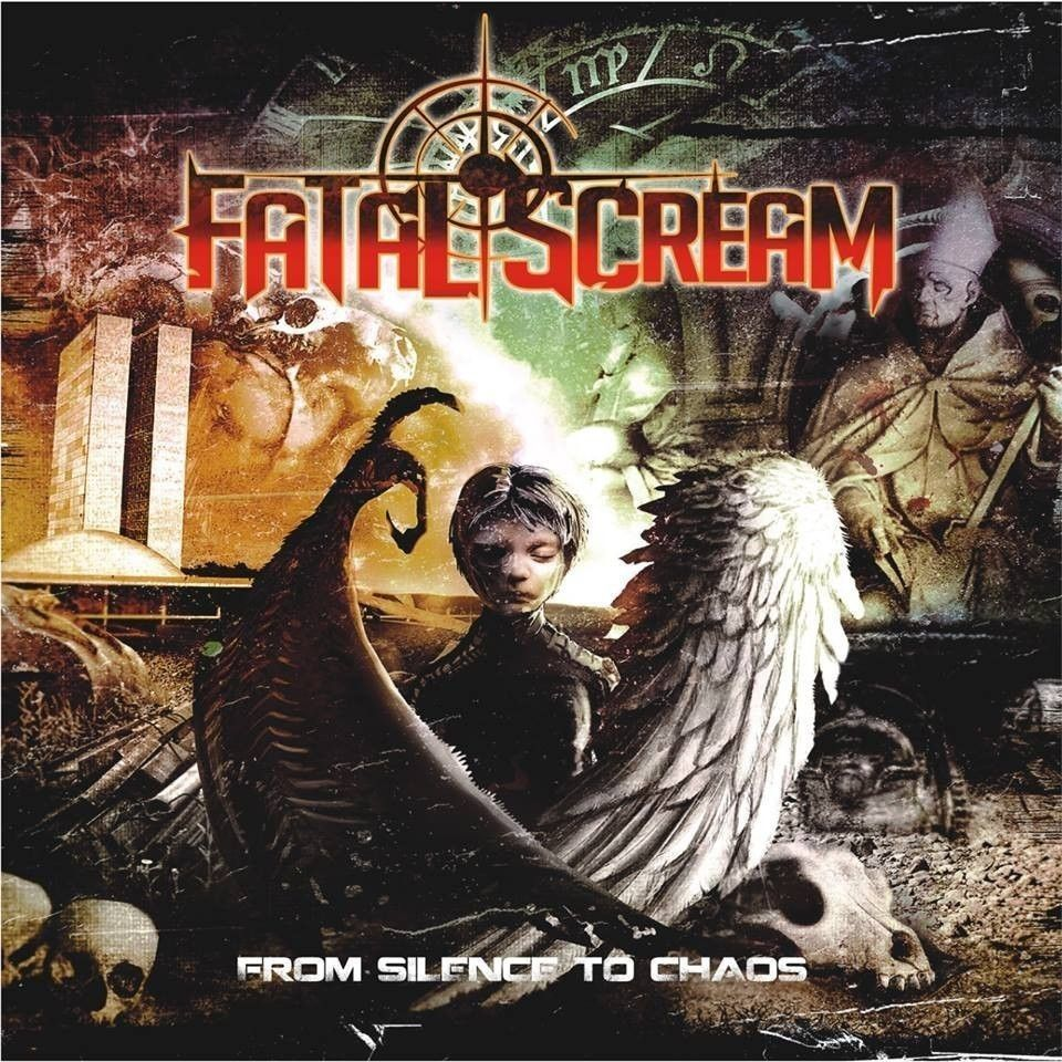 CD - Fatal Scream - From Silence To Chaos