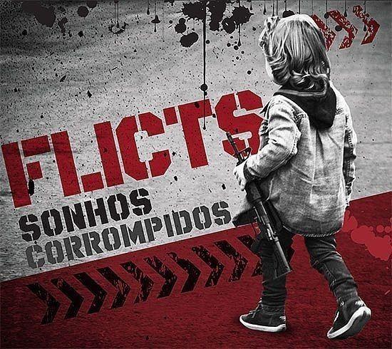 CD - Flicts - Sonhos Corrompidos