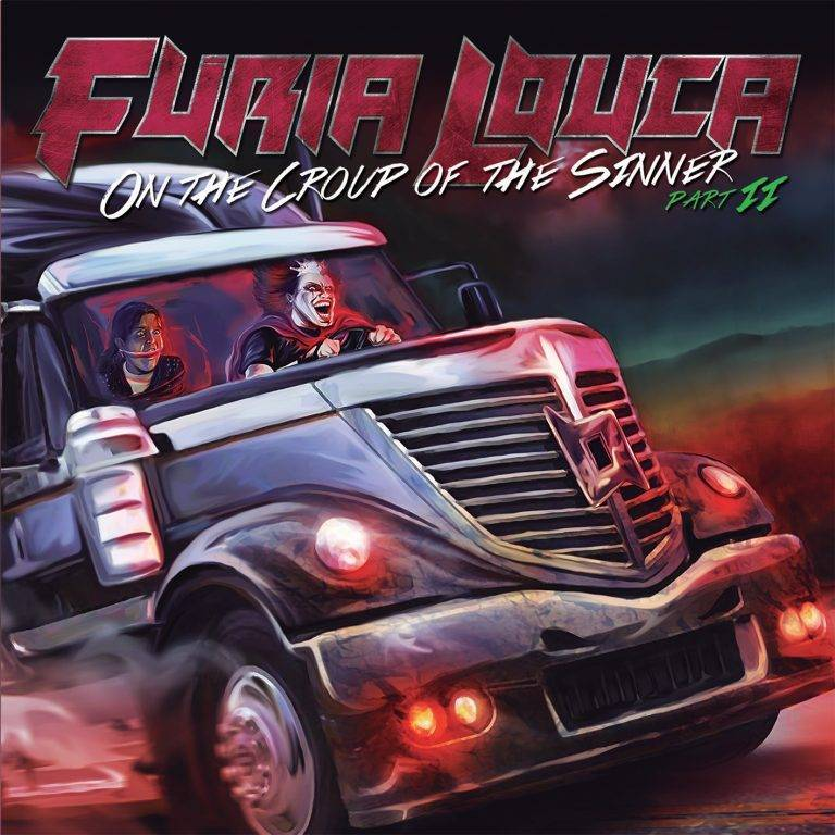 CD - Fúria Louca - On The Croup Of The Sinner Pt. II