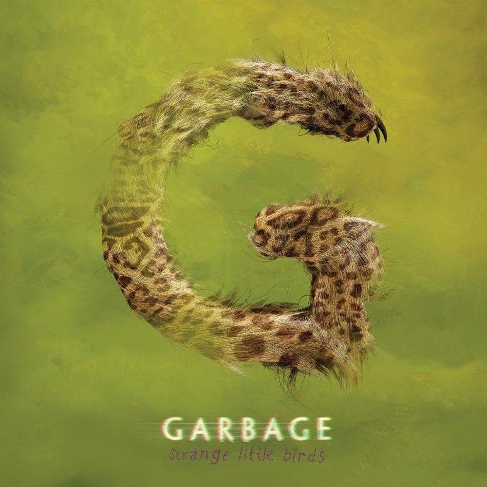 CD - Garbage  - Strange Little Birds