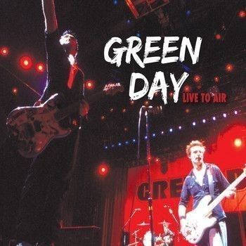 CD - Green Day - Live To Air
