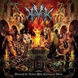 CD - Havok - Blessing the Flames with Sacrosanct Blood