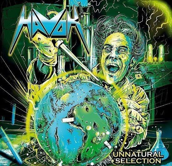 CD - Havok - Unnatural Selection