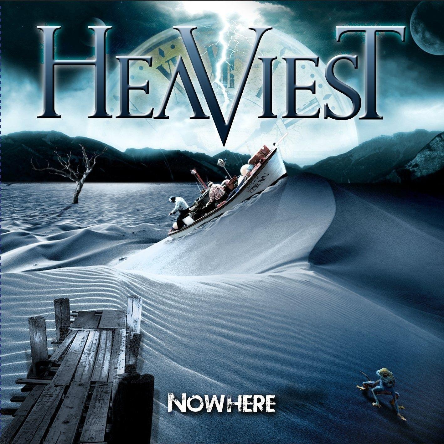 CD - Heaviest - Nowhere