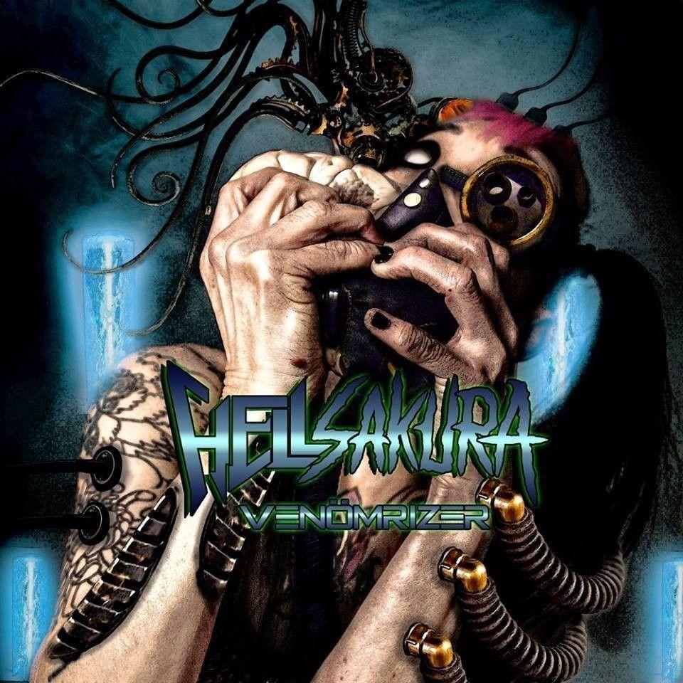 CD - Hellsakura Venomrizer