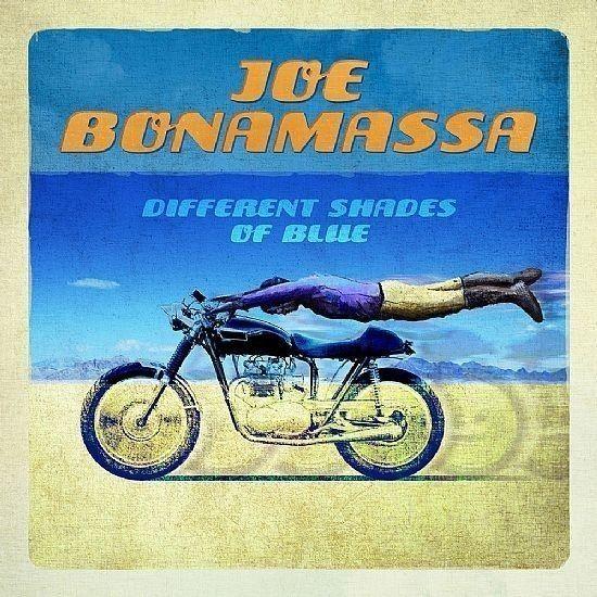 CD - Joe Bonamassa - Different Shades Of Blue