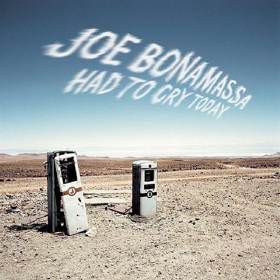 CD - Joe Bonamassa - Had To Cry Today