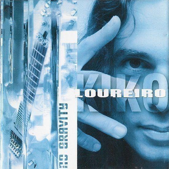 CD - Kiko Loureiro - No Gravity