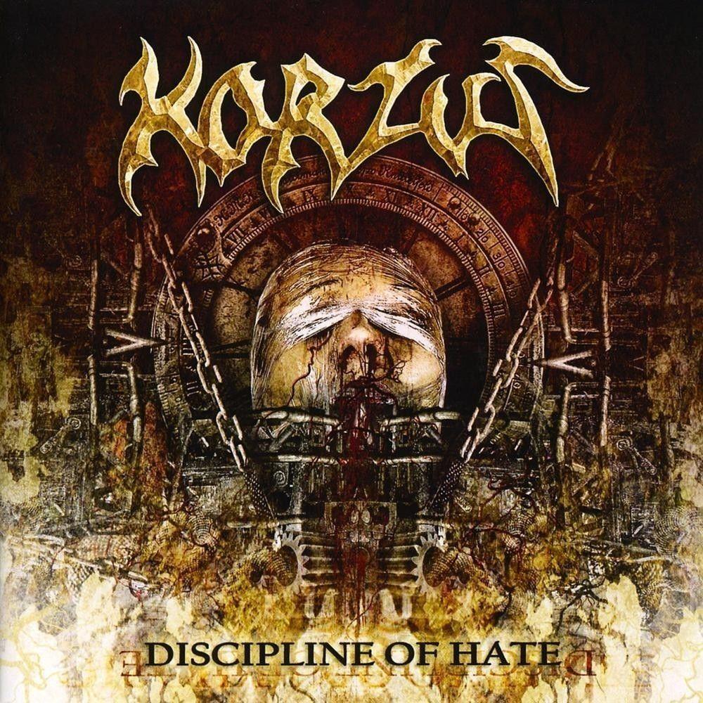 CD - Korzus - Discipline of Hate