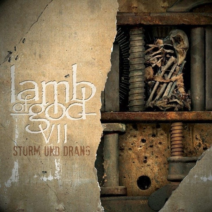 CD - Lamb Of God - Sturm Und Drang