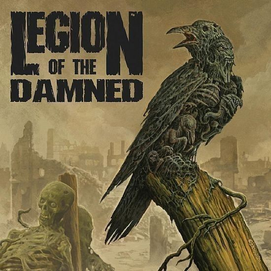CD - Legion Of The Damned - Ravenous Plague
