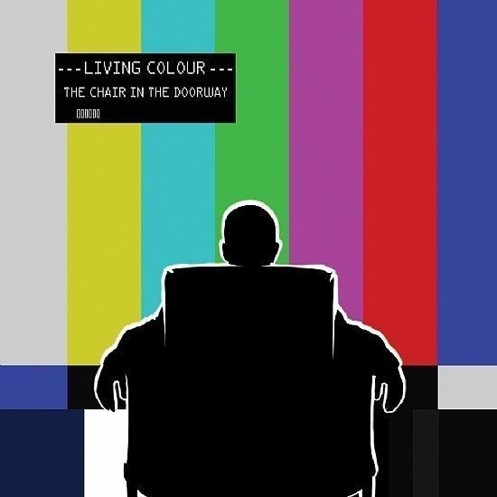 CD - Living Colour - The Chair In The Doorway