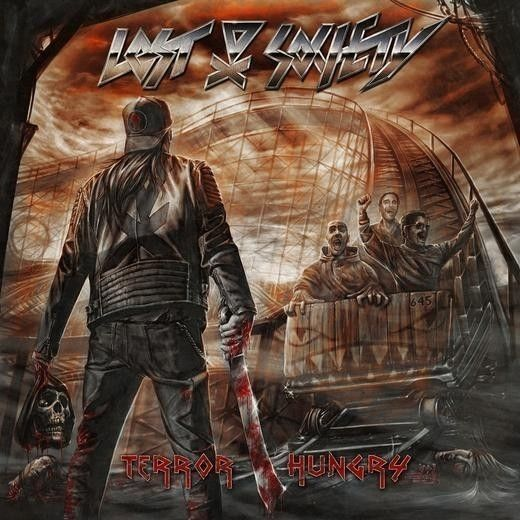 CD - Lost Society - Terror Hungry ( Digifile )