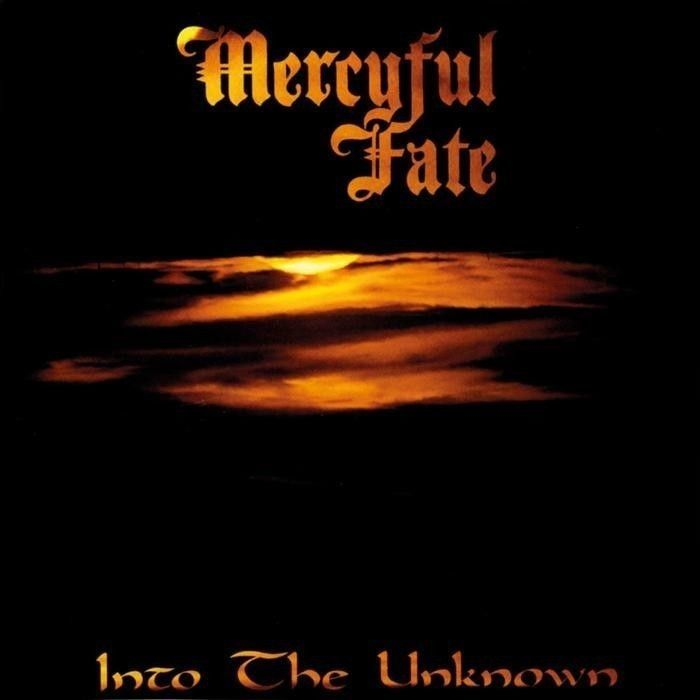 CD - Mercyful Fate - Into The Unknown