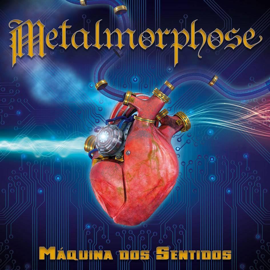 CD - Metalmorphose - Máquina dos Sentidos