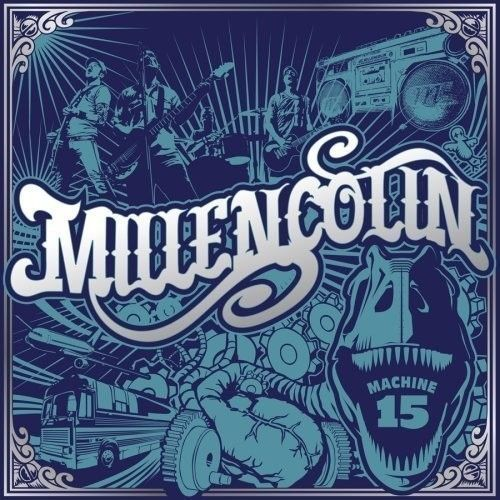 CD - Millencolin - Machine 15