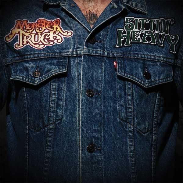 CD - Monster Truck - Sittin' Heavy