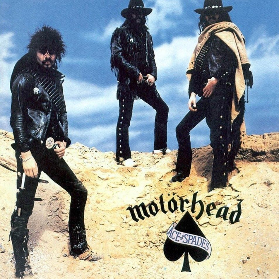 CD - Motorhead - Ace of Spades
