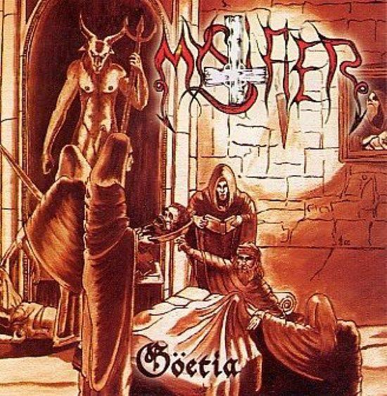CD - Mystifier - Goëtia
