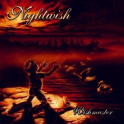 CD - Nightwish - Wishmaster